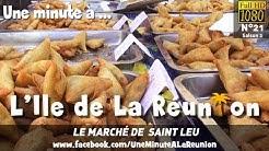 Le marché de Saint Leu - Une minute à l'Ile de La Réunion - HD 21 - Saison 2