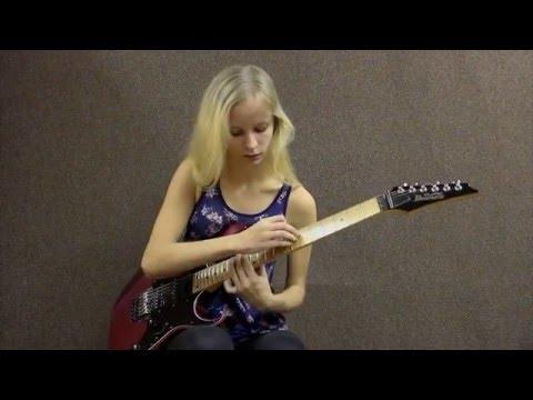 A. Vivaldi - Summer Presto guitar cover