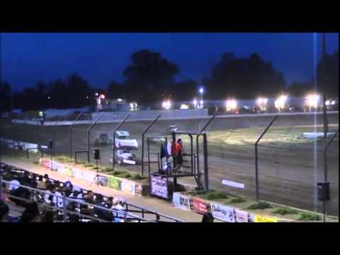 "Hanford ""Kings Speedway"" California 29.5.15 Legends of Kearney Bowl Super Modifieds"
