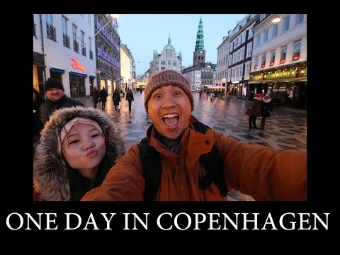 MY SHORT DAYS IN COPENHAGEN, DENMARK