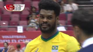 Brazil Osvojio Svetski Kup, Ali i Nagradu za Najgori Servis Turnira   SPORT KLUB Odbojka