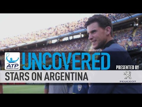 Argentina Open Stars Share Buenos Aires Stories