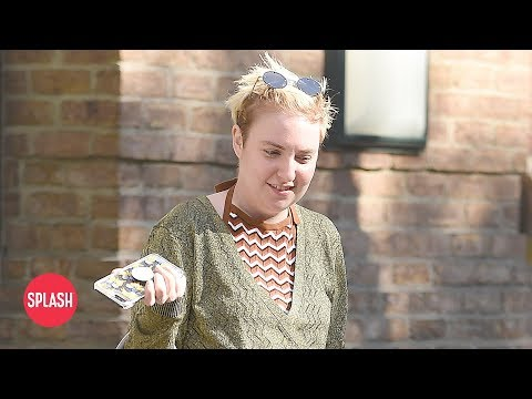 Lena Dunham Accused of 'Hipster Racism' | Daily Celebrity News | Splash TV