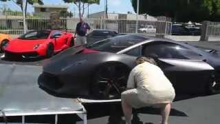 Lamborghini Sesto Elemento - SpeedingToday