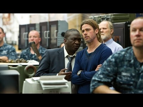 World War Z: Unfocused And All Over The Place