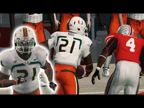 Will Dre Skip The Orange Bowl and Go Pro? NCAA FOOTBALL 14 road to glory