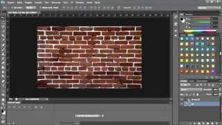 Como Colocar Textura em Texto (Photoshop CS6)
