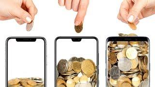 iPhone или Samsung? Что быстрее дешевеет(, 2019-02-14T15:32:06.000Z)