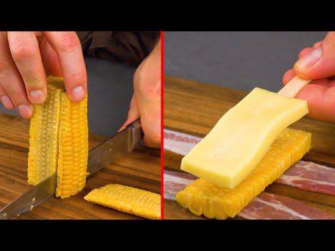 3 минуты - и эта обычная вареная кукуруза восхитит всех своим вкусом.