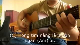 Hạ Trắng - Vì Đôi Ta Là Của Nhau - Guitar Solo