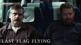 Last Flag Flying - Clip: How's The Livin' Over There   Amazon Studios thumbnail