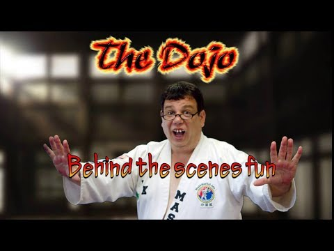The Dojo - Behind the Scenes Fun