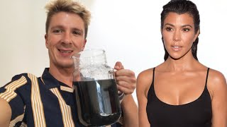 I Tried Kourtney Kardashian's Detox Lemonade For A Week