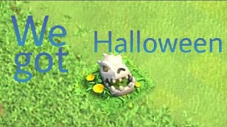 WHAT HAPPENS WHEN YOU REMOVE THE NEW HALLOWEEN OBSTACLE IN CLASH OF CLANS!?-WHAT'S INSIDE!?