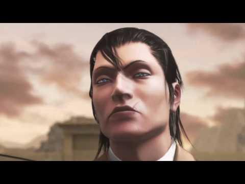 Tekken 6 - Sergei Dragunov Ending