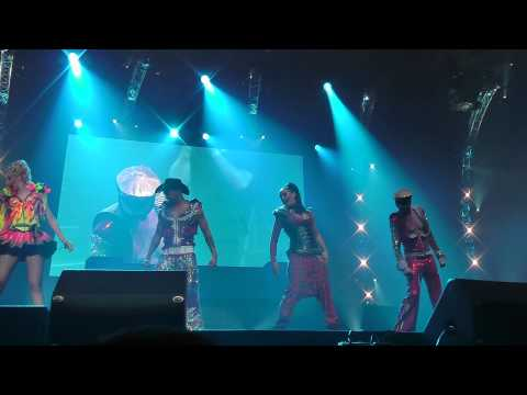 Vengaboys - Boom Boom Boom Boom, Up and Down, We Like to Party - Live At I Love The 90's 2013