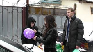 Начало свадебного клипа (Инна и Павел Бурмус)