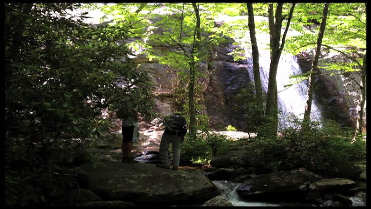 Hiking And Camping At Wilson Creek Near Blowing Rock Nc Youtube