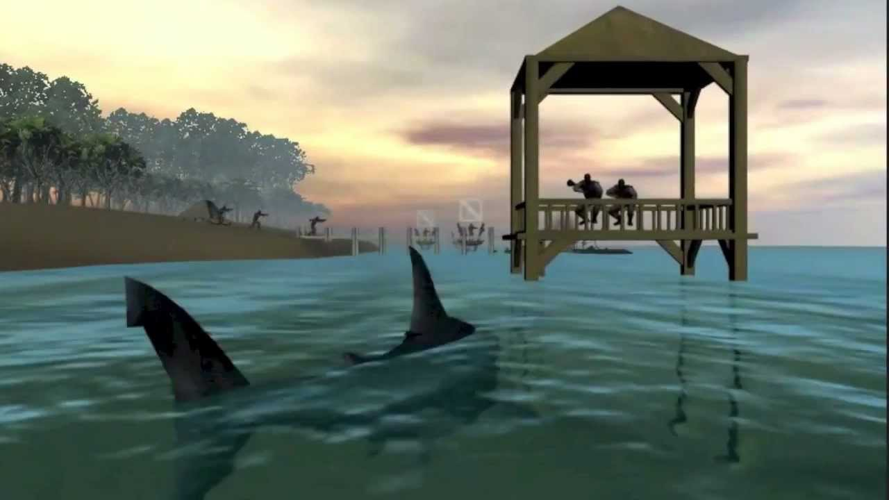unity3d shark game project 1 unity3d shark game project 1