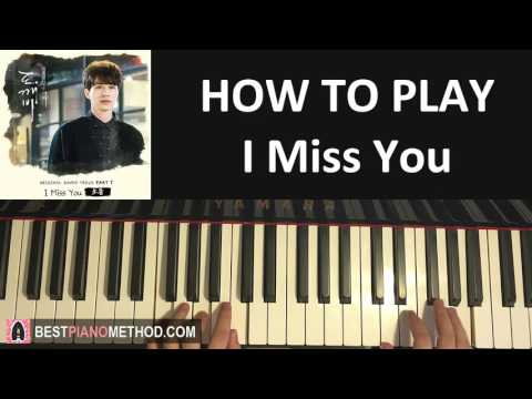 HOW TO PLAY - Goblin (도깨비 OST Part 7) -