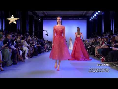 Elie Saab   París Haute Couture   Primavera Verano 2014.