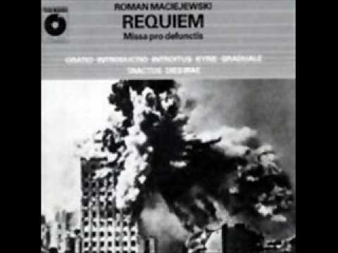 Roman Maciejewski Requiem Requiem y Te decet Hymnus