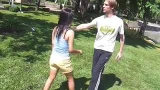 Wing Chun Women's Self Defense Dubstep