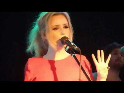 Diana Vickers. Four Leaf Clover. Jumping into Rivers. Blackburn.
