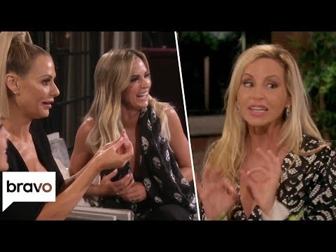 Camille Grammer Spills Too Much During Ladies' Night & More   RHOBH Highlights (S9 Ep9)