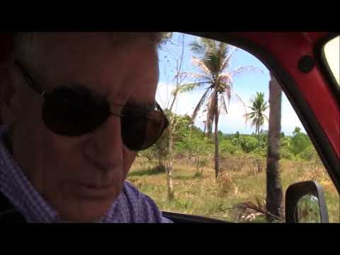OUR AMAZING DRIVE IN A GRADER ROAD PROJECT COMMUNITY EXPAT PHILIPPINES