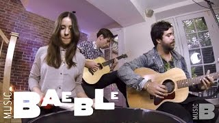 The Colourist - Little Games - Live from Baeble HQ || Baeble Music