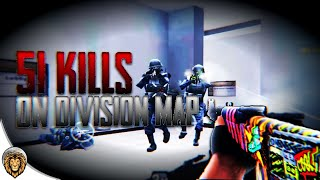"""""""51 Kills On Division Map"""" - Critical Ops 