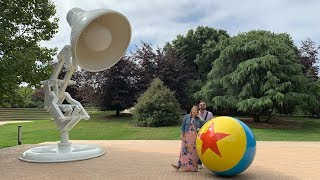 We Toured Pixar Animation Studios & The Walt Disney Family Museum In California!