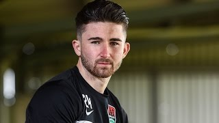 Cork City striker Sean Maguire wins Player of the Month award