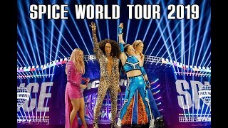 Spice World Tour 2019 Full Concert Coventry - Both Dates.mp3