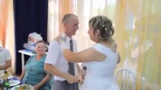 невеста ого го! Прикол на свадьбе