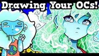 DRAWING YOUR OCs #24 | ART CHALLENGE