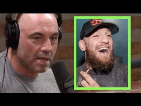 Joe Rogan - Id Like to Talk to Conor McGregor