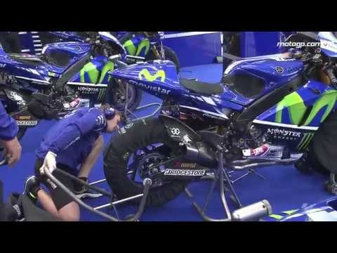 Movistar Yamaha talk tactics ahead of Americas GP