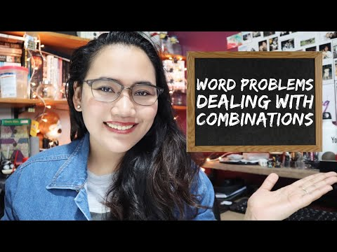 Permutation Part 3: Combinations - Word Problems