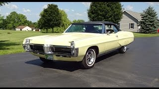 1967 Pontiac Bonneville Convertible in Bamboo Cream Paint onMy Car Story with Lou Costabile