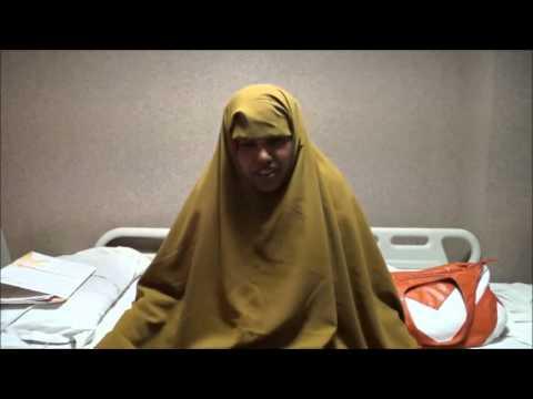 Thyroid treatment of Somalian citizen Mrs. Farhiyo Hassan performed by Dr. Venugopal Pareek thumbnail