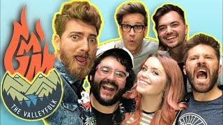 Good Mythical Valleyfolk w/ Rhett and Link