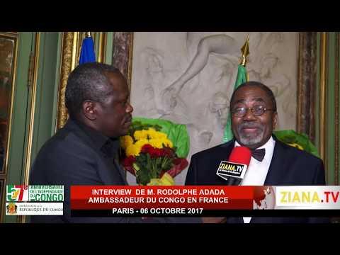 """Rodolphe ADADA annonce un grand forum pour """"résoudre les problèmes de la diaspora"""" en France"""