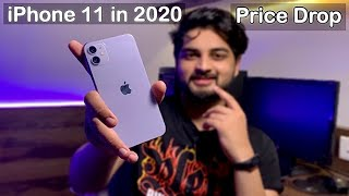 iPhone 11 Honest Review 2020 | Hindi | Price Drop | Unboxing | india | Mohit Balani