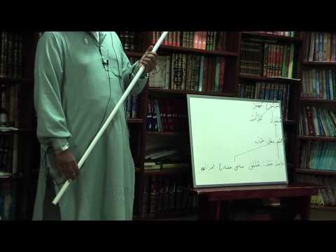 Arabic Course 2 Lesson 1