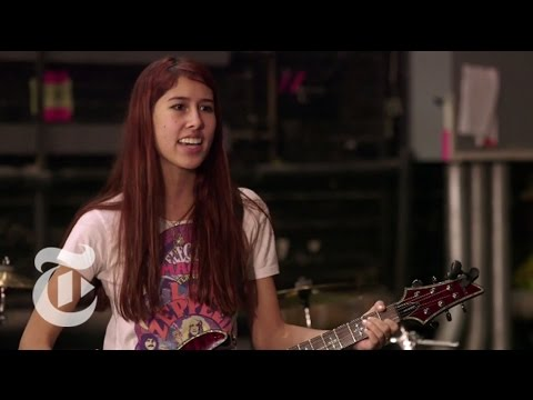 Auditioning for 'School of Rock' | The New York Times