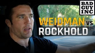 UFC 230 had a featured fight all along…Chris Weidman vs Luke Rockhold