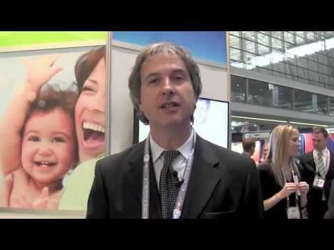 Dr. Silverberg  At the American Society of Reproductive Medicine Meeting