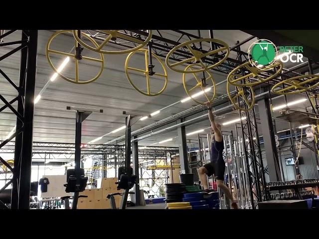 Vertical Rings Techniek Monkey Bar